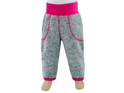ESITO Dětské zimní kalhoty Oliver  vel. 74 - 86 - více barev