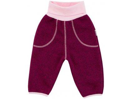 ESITO Dětské zimní kalhoty Oliver  vel. 56 - 68