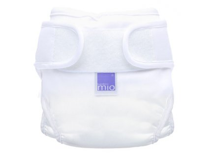 Bambino Mio Miosoft plenkové kalhotky bílé vel. 1