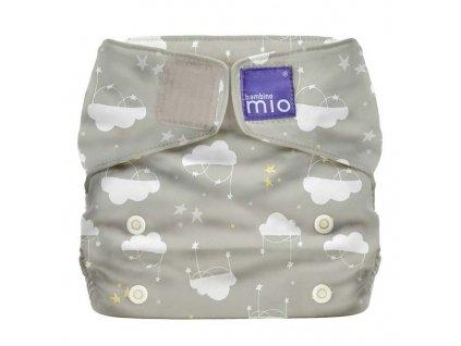 Bambino Mio Miosolo látková plenka all in one Cloud Nine