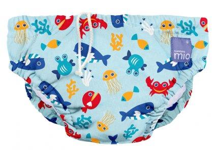 Bambino Mio Kalhotky koupací Deep Sea Blue vel.L