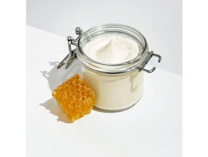 Slaďoučký med 255ml - XXL Přírodní tělové suflé