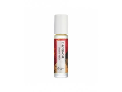 Smyslnost 10ml - Přírodní parfém