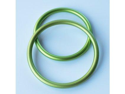 Ring Sling kroužky olivové Velikost RS: M - 1 ks