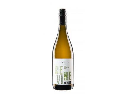 REVINE white nealkoholické víno, Vinselekt Michlovský