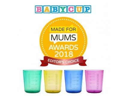 Babycup barevný mix