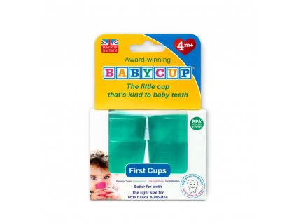 Babycup zelený