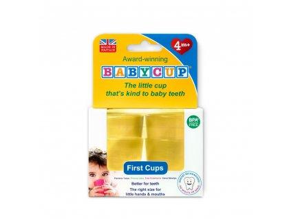 Babycup žlutý