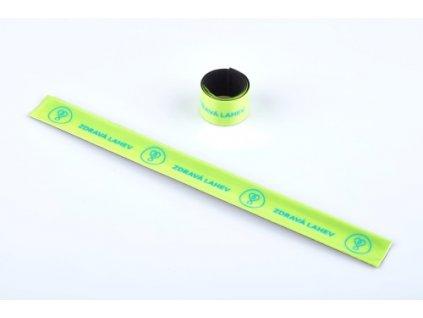 Reflexní pásek pro větší bezpečnost - Zdravá lahev®
