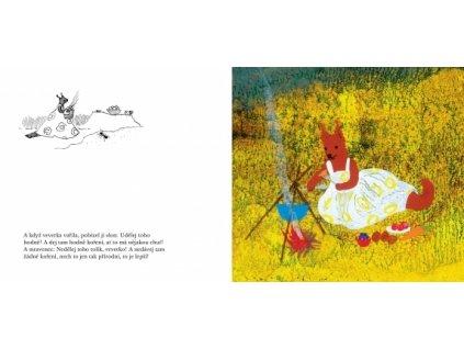 Slon a mravenec  - Daisy Mrázková, Baobab