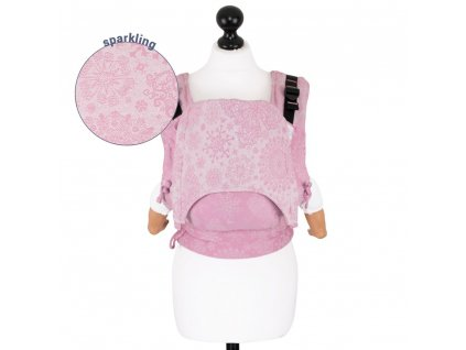 Fidella Fusion TODDLER SIZE – Iced Butterfly sparkling rose