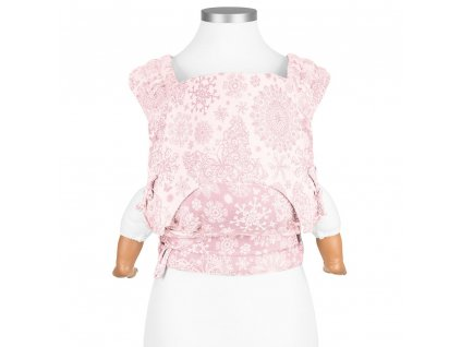 Fidella FlyClick Plus (Toddler) - Iced Butterfly Rosé Pale Pink