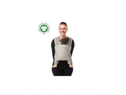 TRICOT-SLEN Design šátek na nošení dětí col. 604 triangles