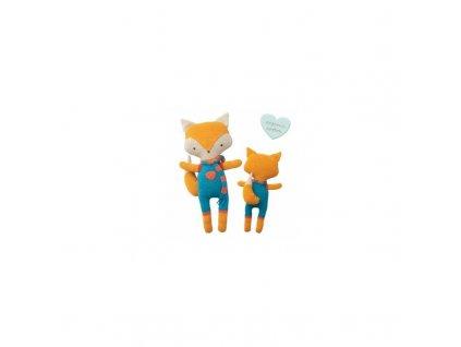 HOPPA Cuddly Friends Felix fox