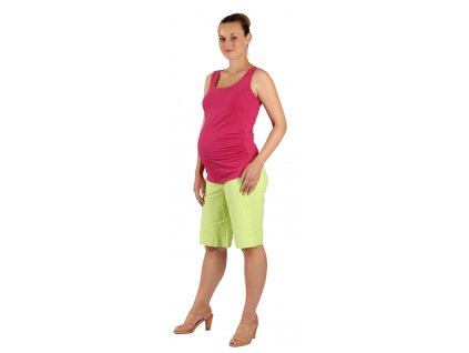 Těhotenské tílko Rialto Clervaux fialová 0108 Dámská velikost: 40