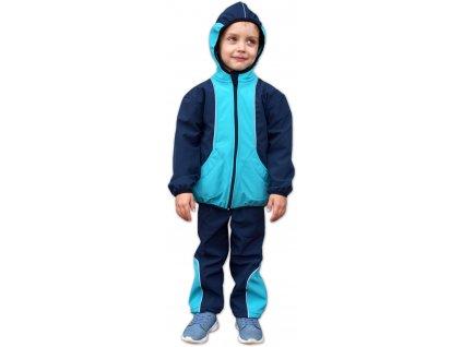 dětská softshellová bunda