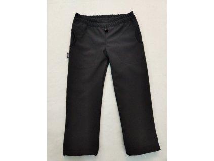 Dětské softshellové kalhoty vel. 110