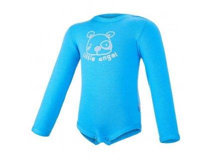 Little Angel Body smyk zvířátka DR Outlast® - modrá/pes