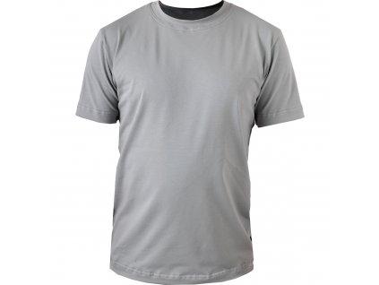 Pánské tričko Marek, krátký rukáv, olivové