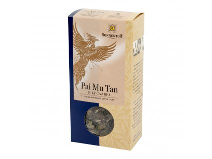 Čaj Pai mu tan sypaný 40 g BIO   SONNENTOR