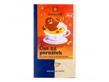 Čaj Čas na perníček 32,4 g BIO   SONNENTOR