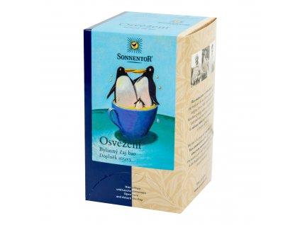 Čaj Osvěžení 21,6 g BIO   SONNENTOR