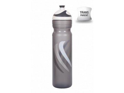 Zdravá lahev BIKE 2K19 bílá 1,0l