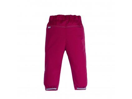 ESITO Dětské softshellové kalhoty letní Mono vel. 98 - 116 - 116 / šedá ESKALSFTMNO