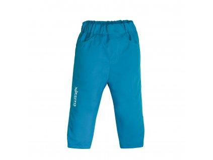 ESITO Dětské softshellové kalhoty letní Mono vel. 80 - 92 - 92 / šedá ESKALSFTMNO