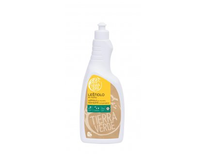 Tierra Verde – Leštidlo do myčky (Yellow & Blue), 750 ml