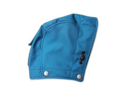 Druhá kapucka k nosícímu dílu pánské modré bundy | Adelay