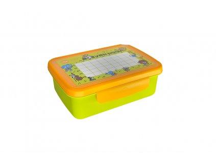 ZDRAVÁ SVÁČA KOMPLET BOX KOMBI zelená / žlutá