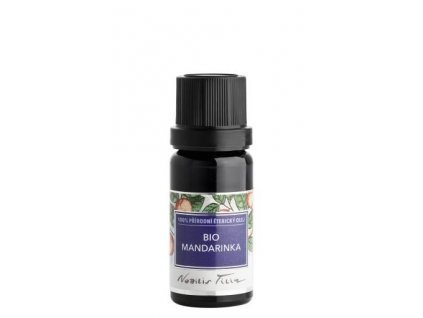 Éterický olej bio Mandarinka