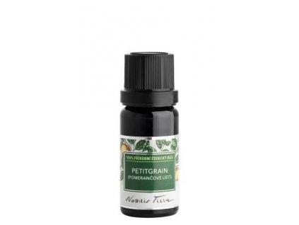 Éterický olej Petitgrain (pomerančové listí)