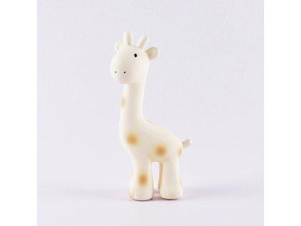 Chrastítko a kousátko z přírodního kaučuku, Žirafa