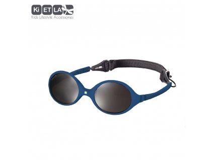 KiETLA slnečné okuliare 0-18 mesiacov modré