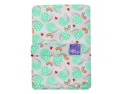 Bambino Mio přebalovací podložka 60x43 Snail Surprise