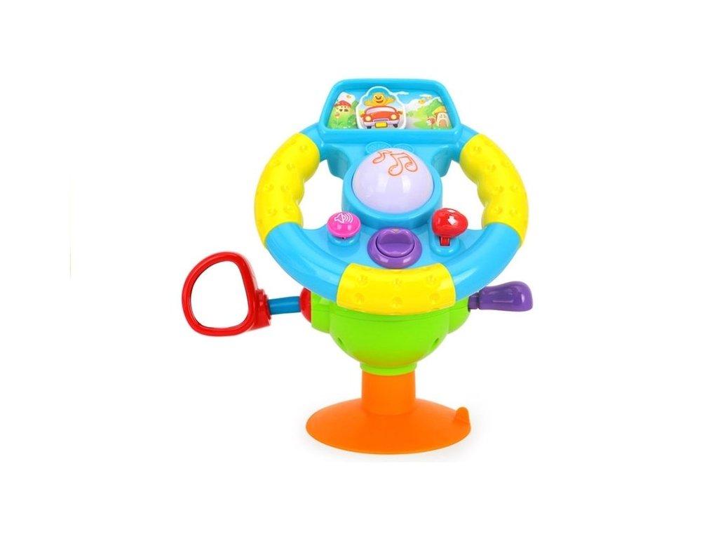 Huile Toys interaktivni volant pro deti