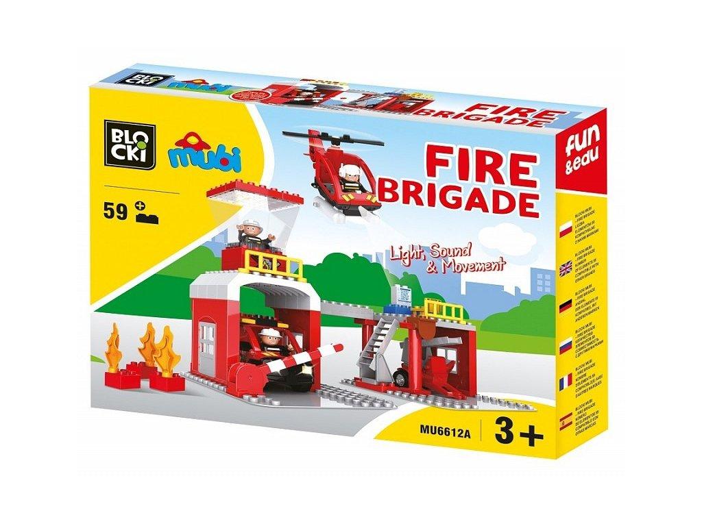 Blocki Mubi hasicka stanice 59 dilku 3