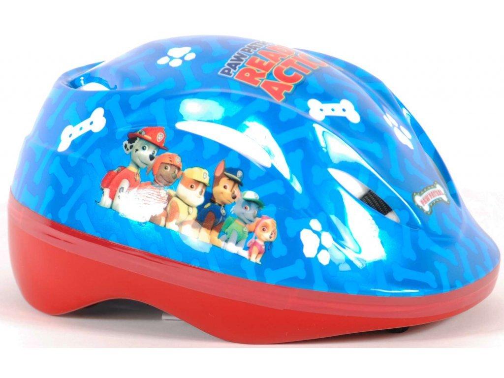 Volare Paw Patrol gyermek kerékpáros sisak