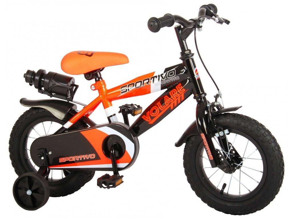 "Volare Sportivo Orange 12"" gyermekkerékpár"