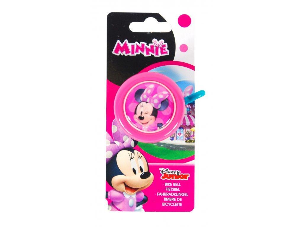 Volare Disney Minnie csengő gyermekkerékpárra