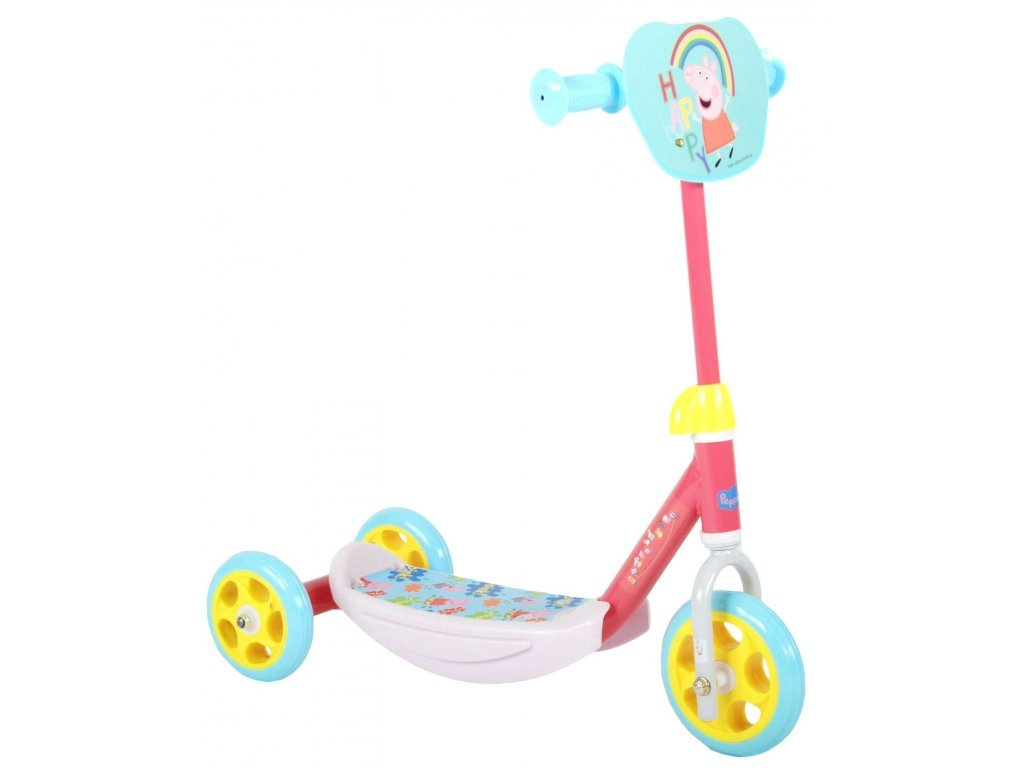 Volare gyermek roller - scooter Peppa Pig