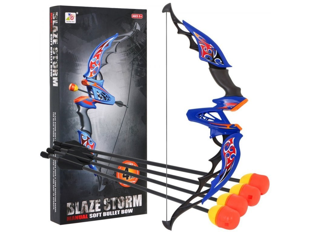 Blaze Storm Bow Gyermek íj 4 nyíllal