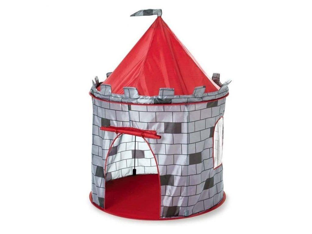 Ecotoys gyermek sátor Királyi kastély