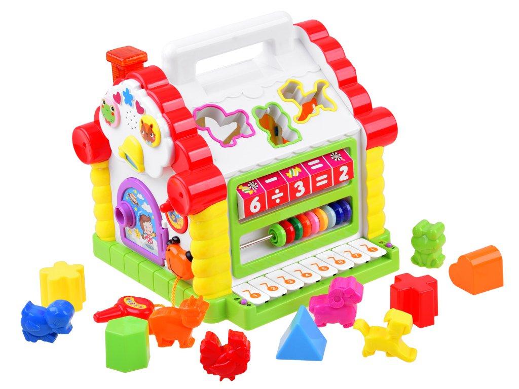 Huile Toys domecek multifunkcni