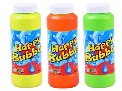 Majlo Toys Happy Bubble szappanoldat töltet 475 ml