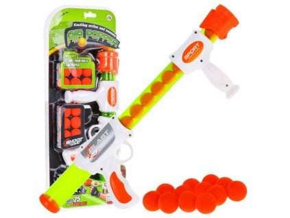 Air Popper gyermek légpuska 12 golyóval