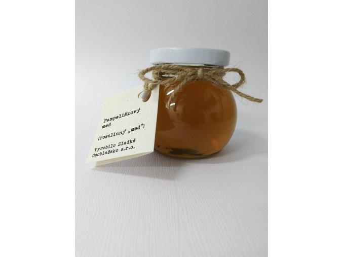 772 med pampeliskovy rostlinny med