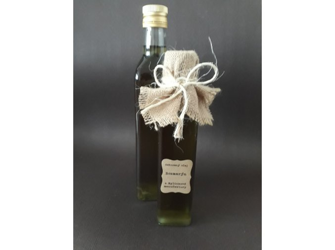 650 4 ochuceny olej rozmaryn 500 ml